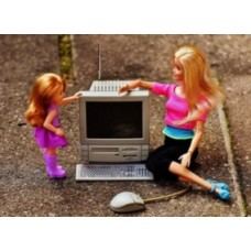 Дети в сети: за и против.